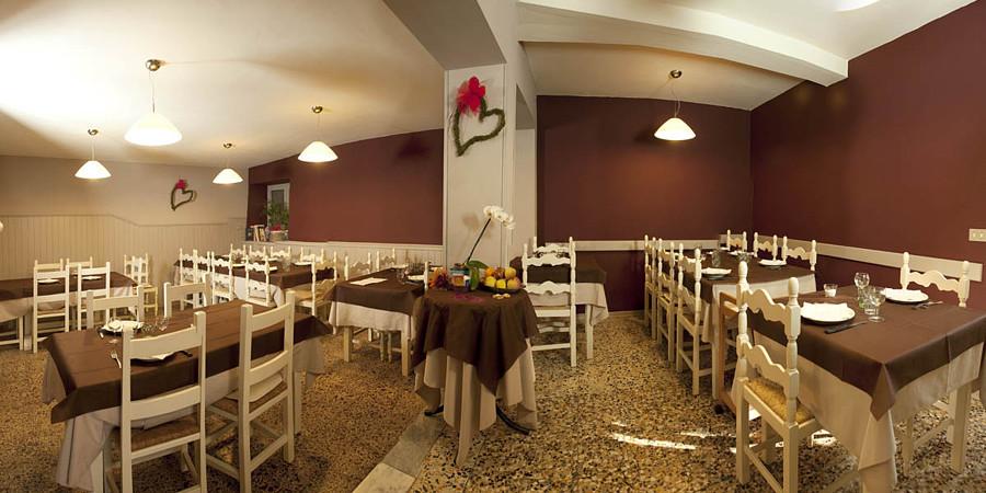 Sala Interna - Ristorante Il Mattarello